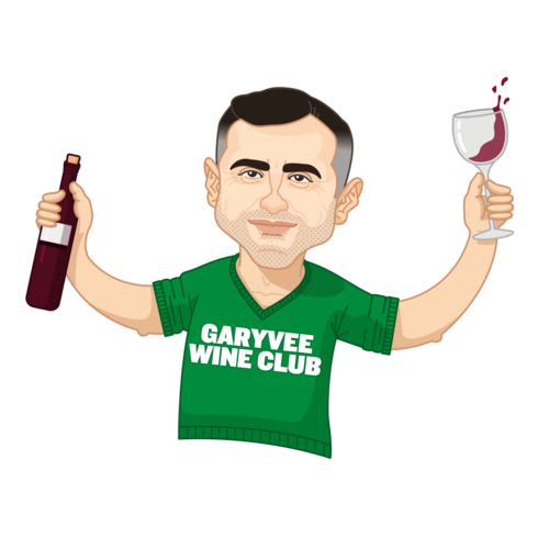 Club2x garyvee wine club logo