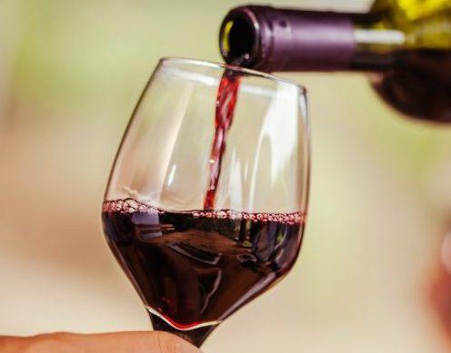 red wine, cabernet, wine pour