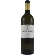 2015 Chateau Guiraud 'le G De Guiraud' Bordeaux Blanc