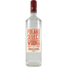 Wodka Poland Select Vodka