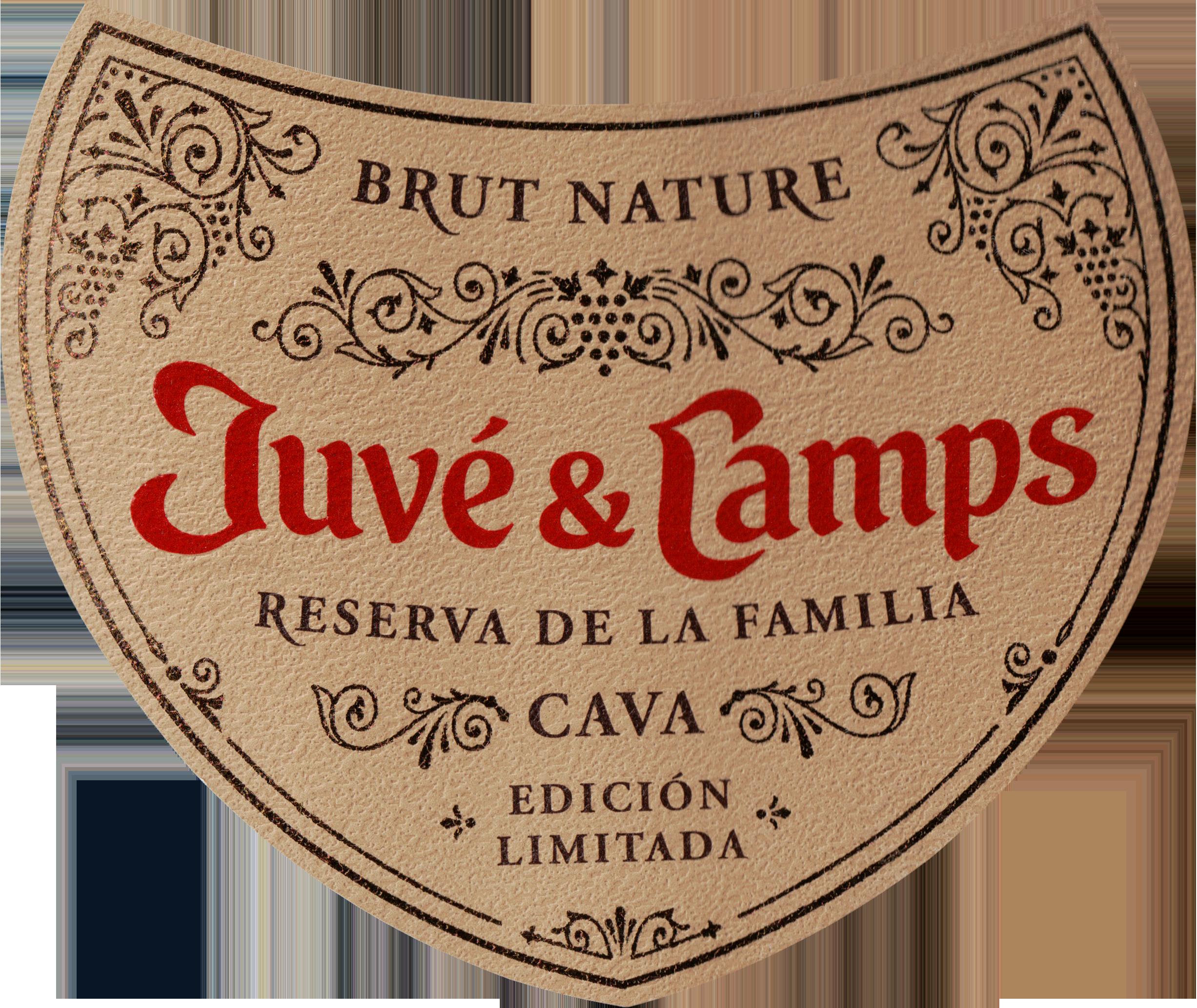 Juve Y Camps Reserva Famillia Brut Nature 40th Anniversary