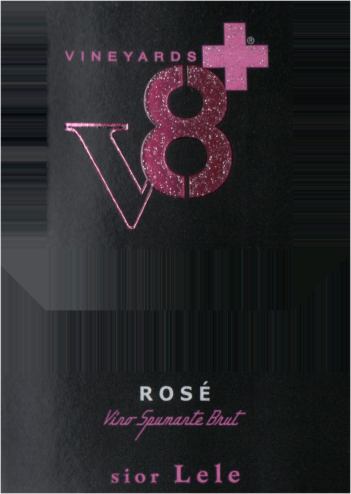 S.Anna V8+ Cuvee Rose