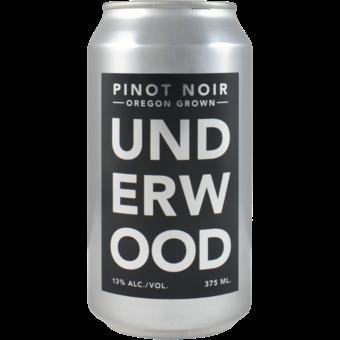 Bottle shot for  Underwood Pinot Noir Cans