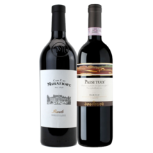 Classical 90+ Point Barolo 2 Pack