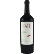 2014 Hall Vineyards Cabernet Sauvignon