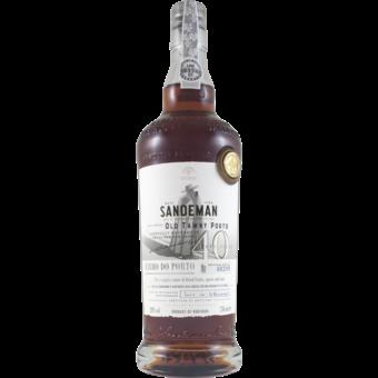 Bottle shot for  Sandeman 40yr Tawny