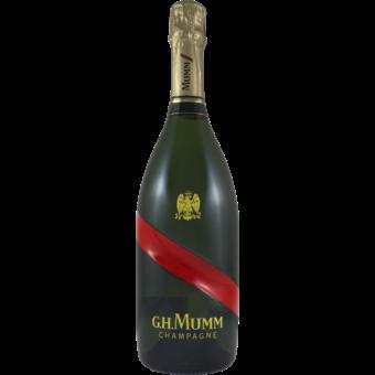 Bottle shot for  G. H. Mumm Brut Grand Cordon
