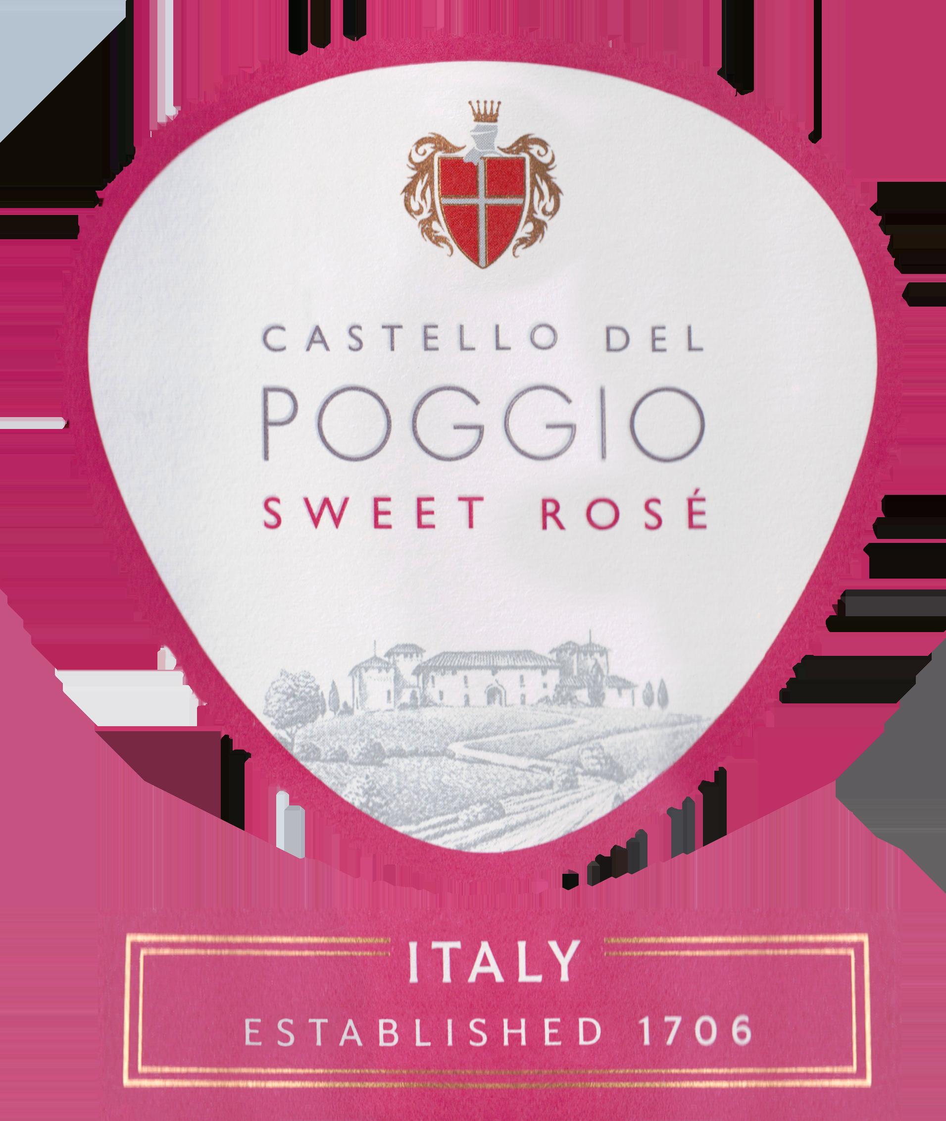 Castello Del Poggio Sweet Rose