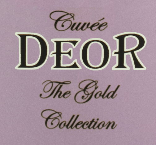 Cuvee Deor Pink Oro Sparkling