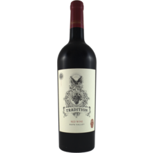 2014 Tradition Napa Red