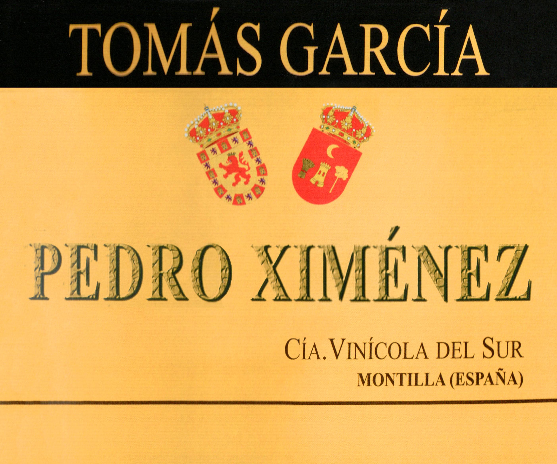 Tomas Garcia Pedro Ximenez