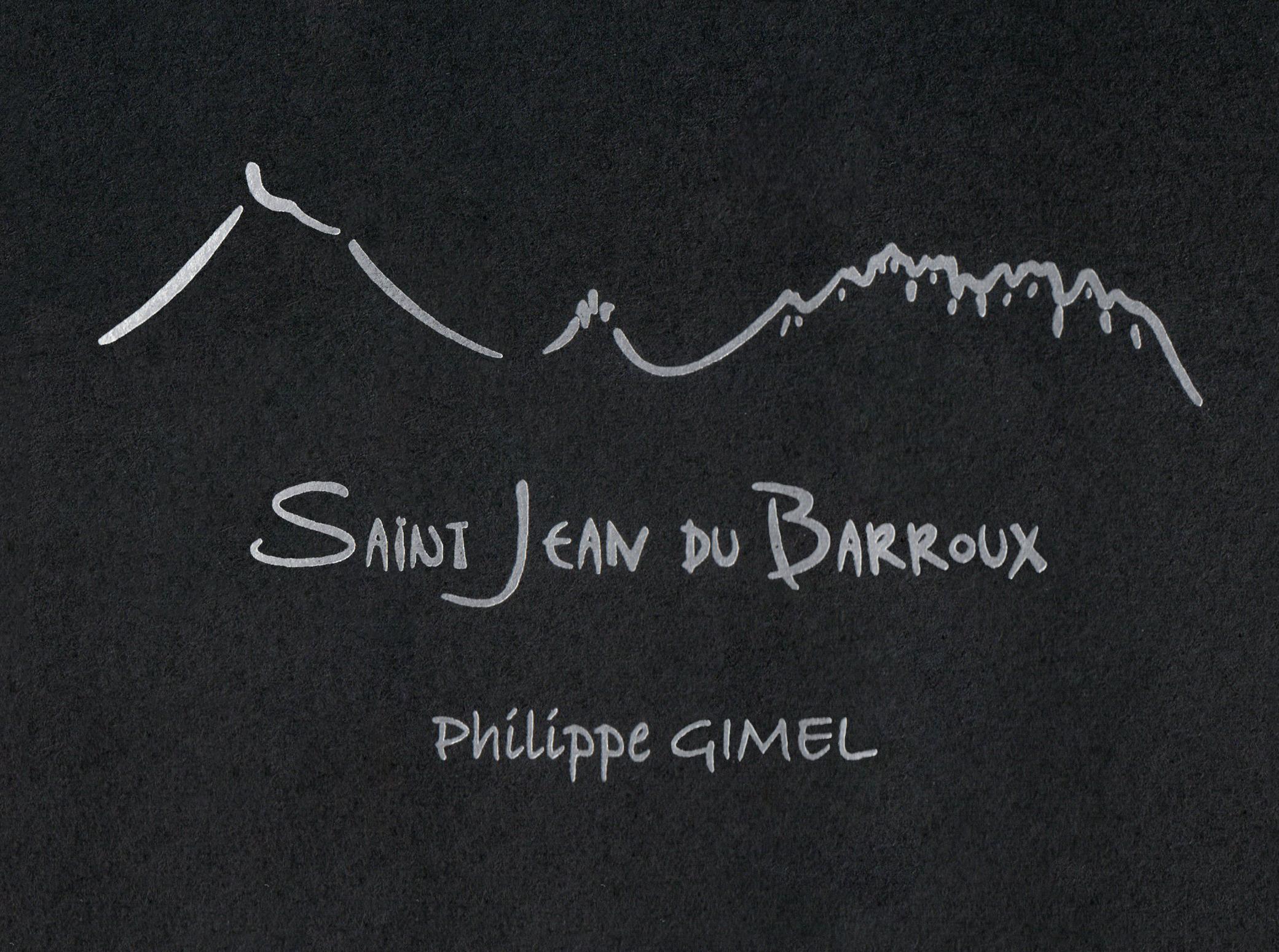 St Jean Barroux Pierres Noires 2008