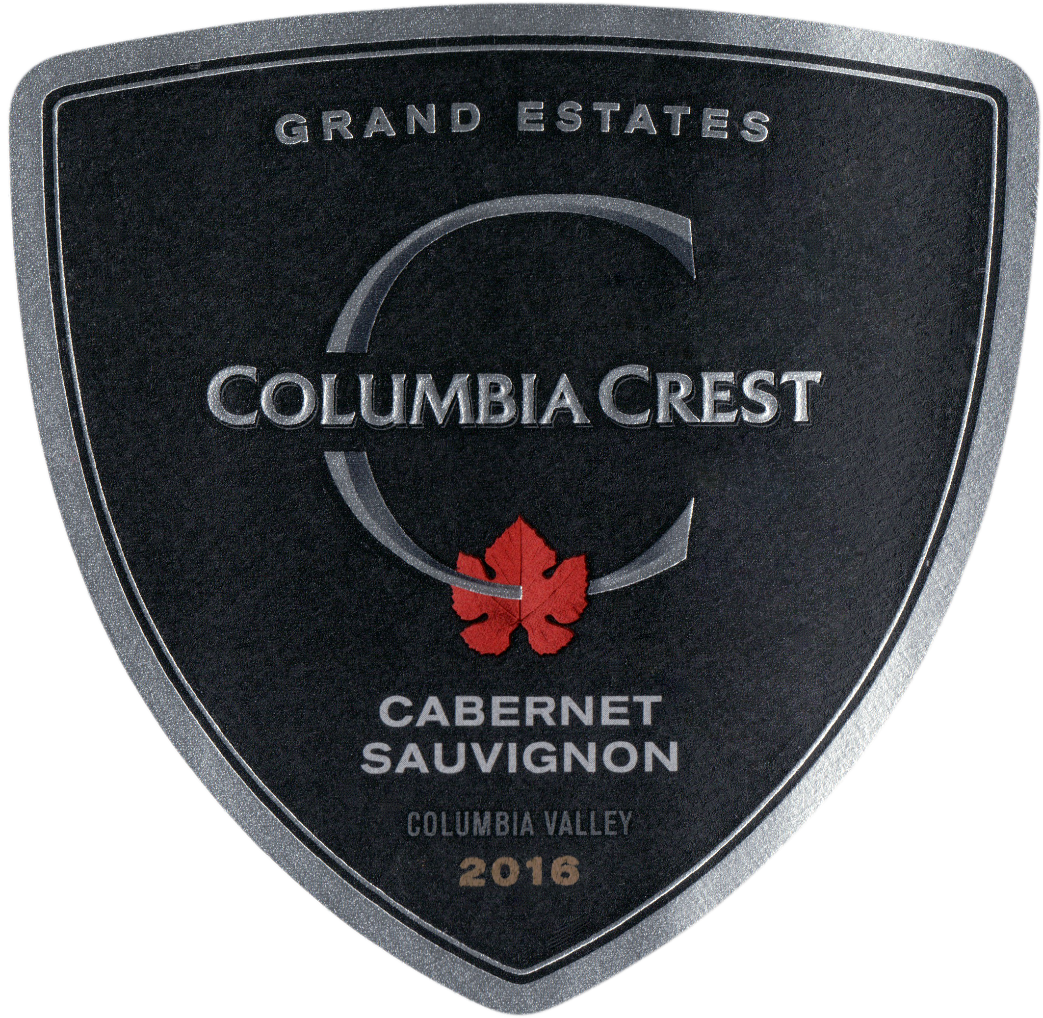 Columbia Crest Grand Estate Cabernet Sauvignon 2016