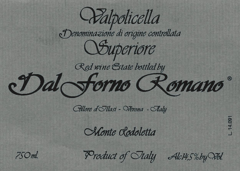 Dal Forno Valpolicella Superiore 2012