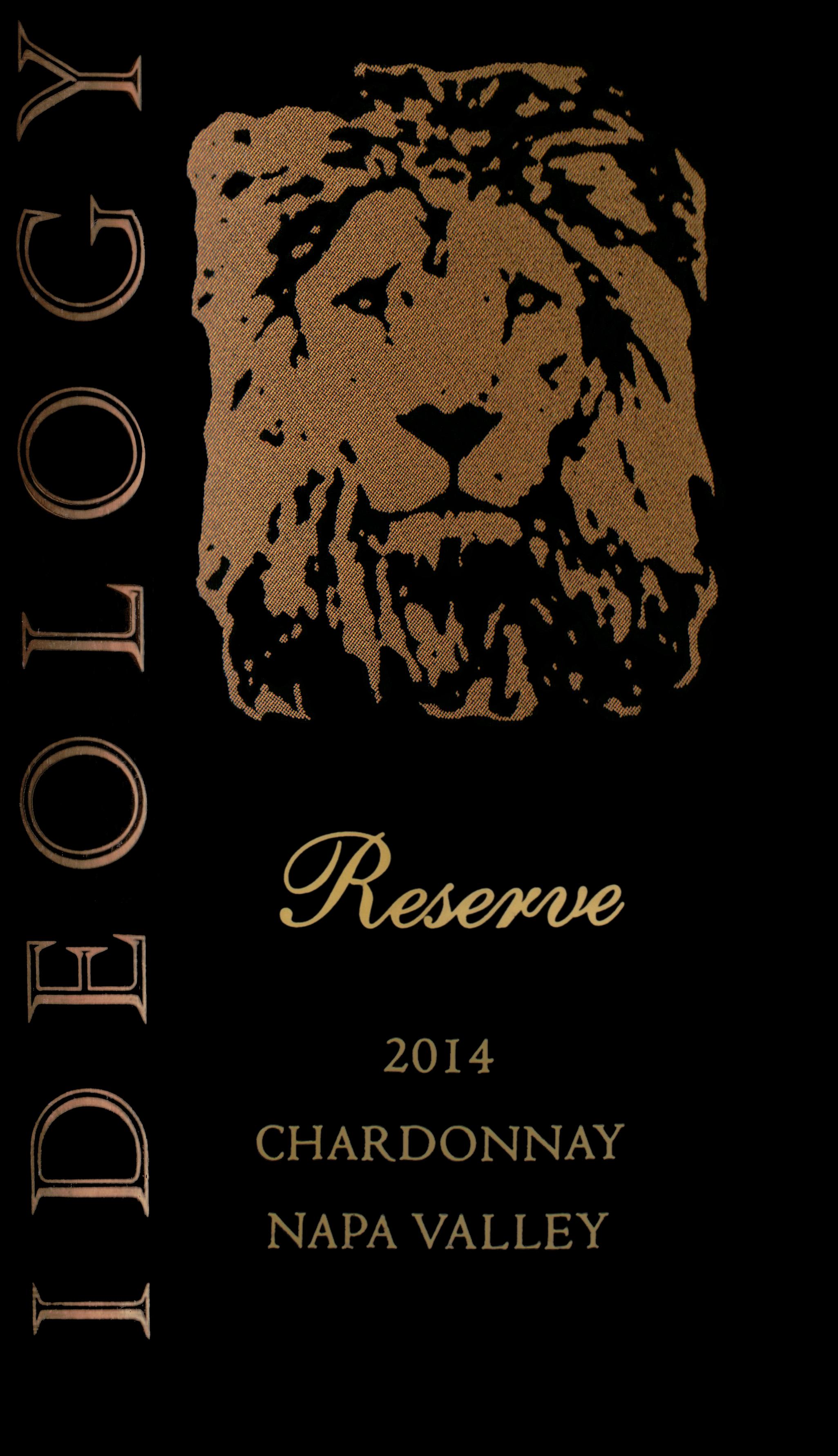 Ideology Reserve Napa Valley Chardonnay 2014
