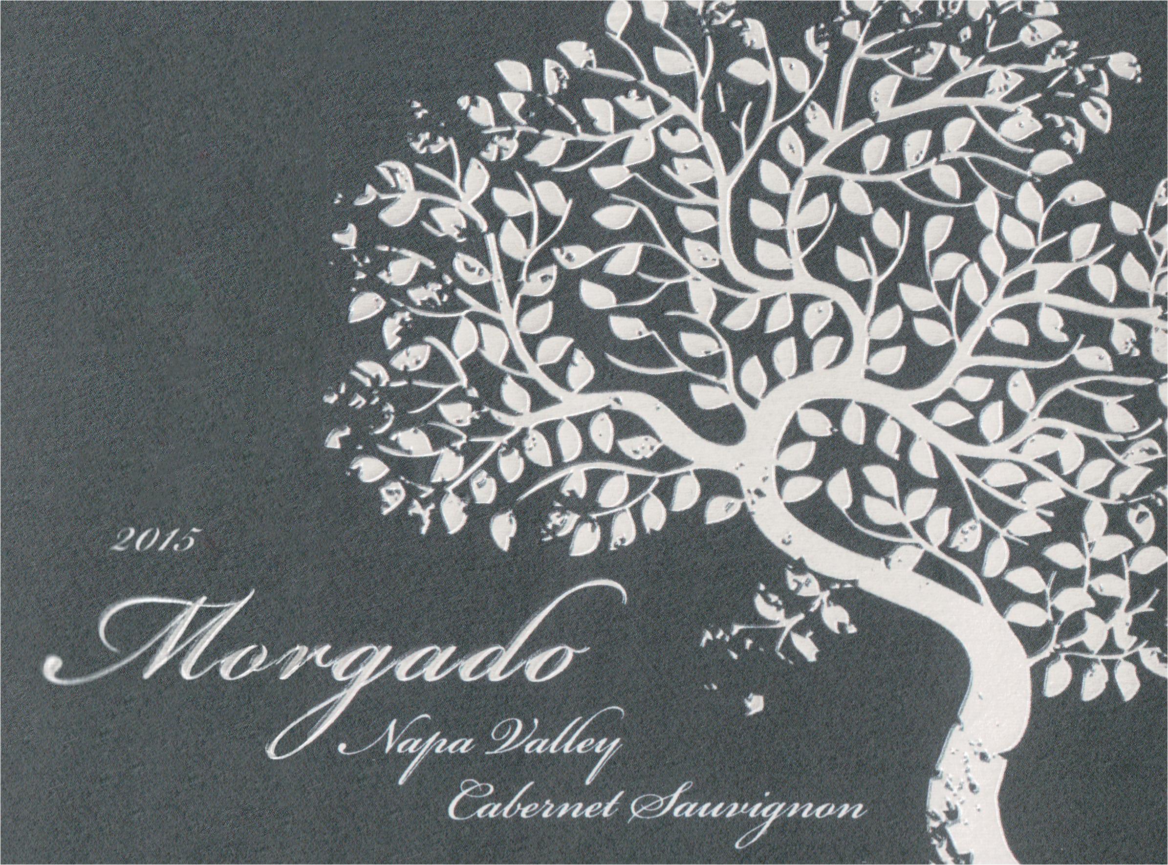 Morgado Cellars Cabernet Sauvignon Sugarloaf Mountain 2015