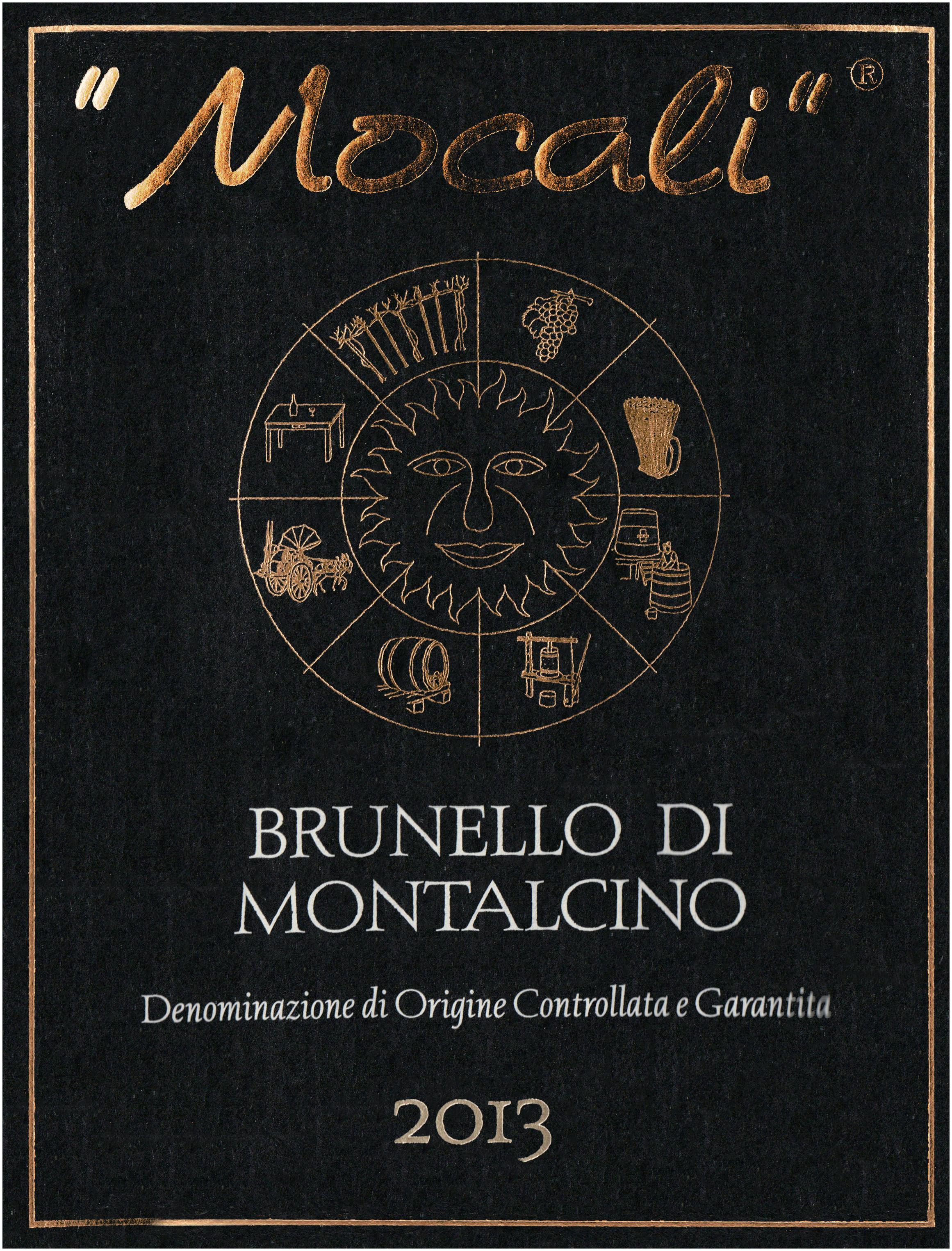 Mocali Brunello Di Montalcino 2013