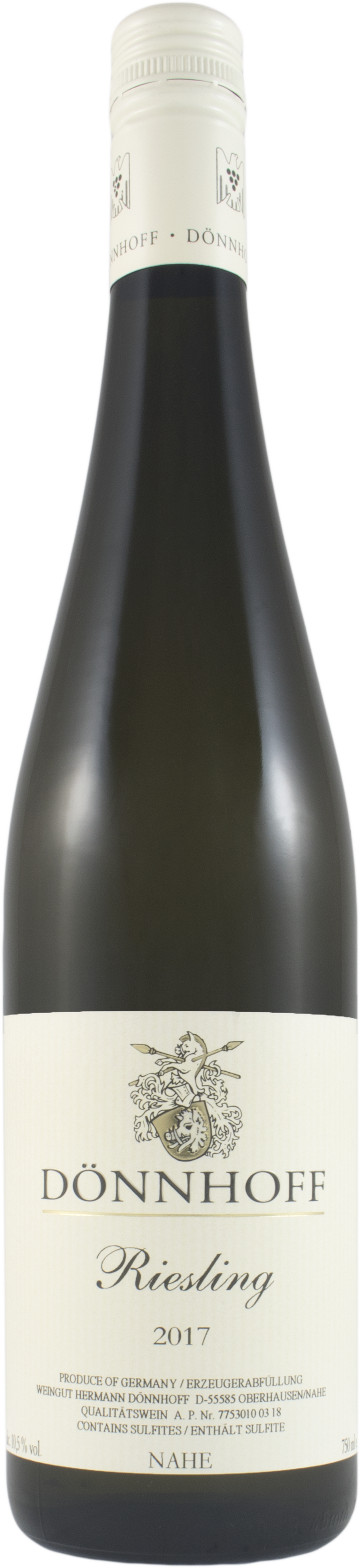 Donnhoff Estate Riesling 2017