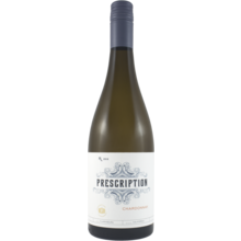 2016 Prescription Chardonnay