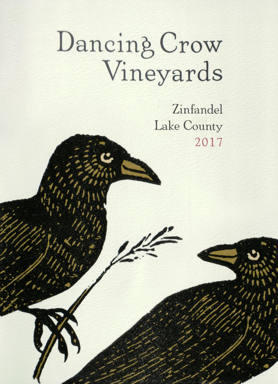 Dancing Crow Zinfandel 2017