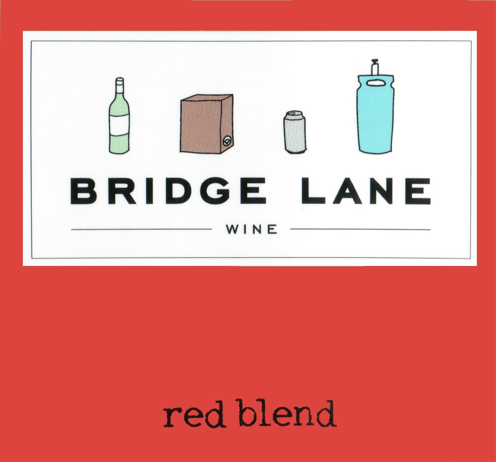 Bridge Lane Red Blend (Can)