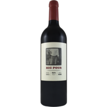 2012 Big Pour Napa Valley Red
