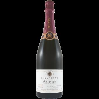 Bottle shot for  Aubry Brut Rose Premier Cru