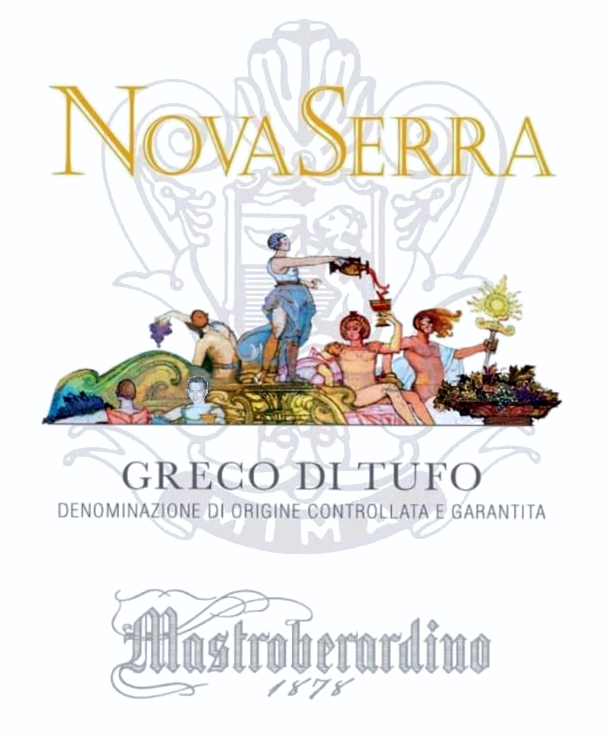 Mastroberardino Greco Di Tufo Nova Serra 2016
