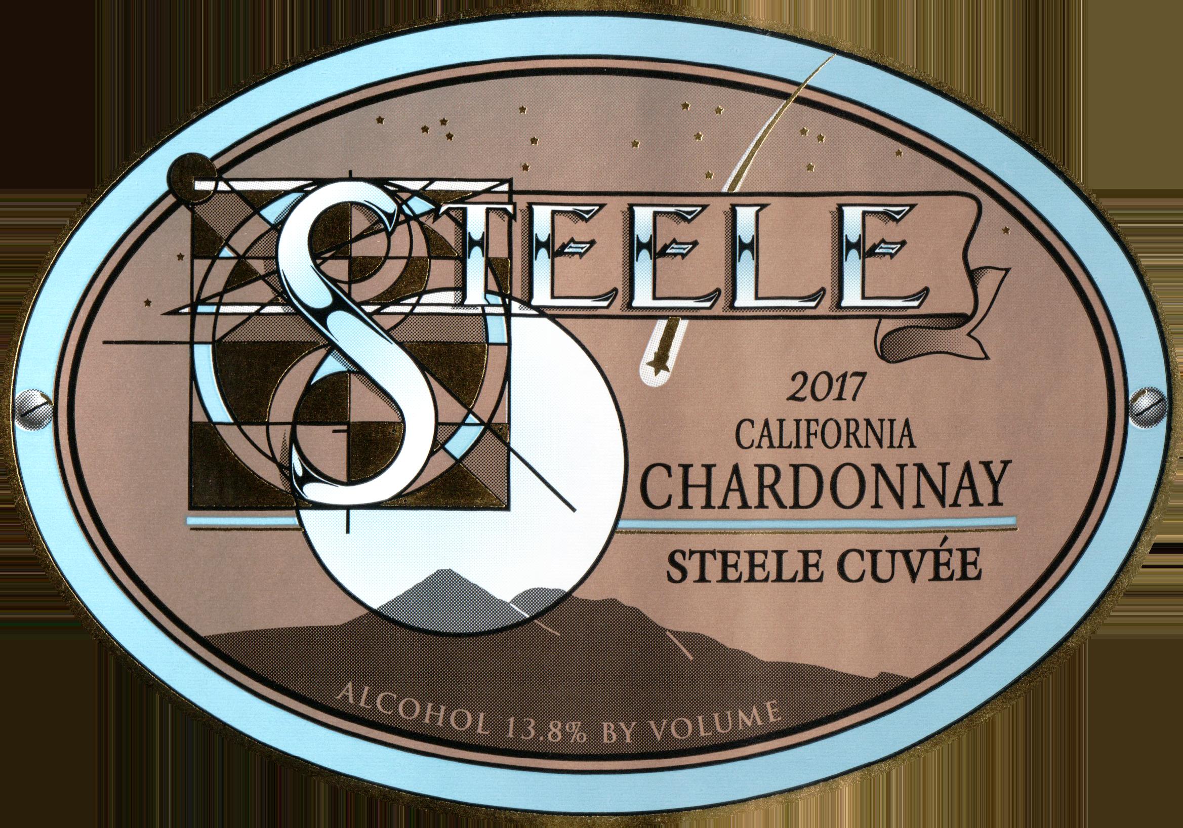 Steele Chardonnay Steele Cuvee 2017