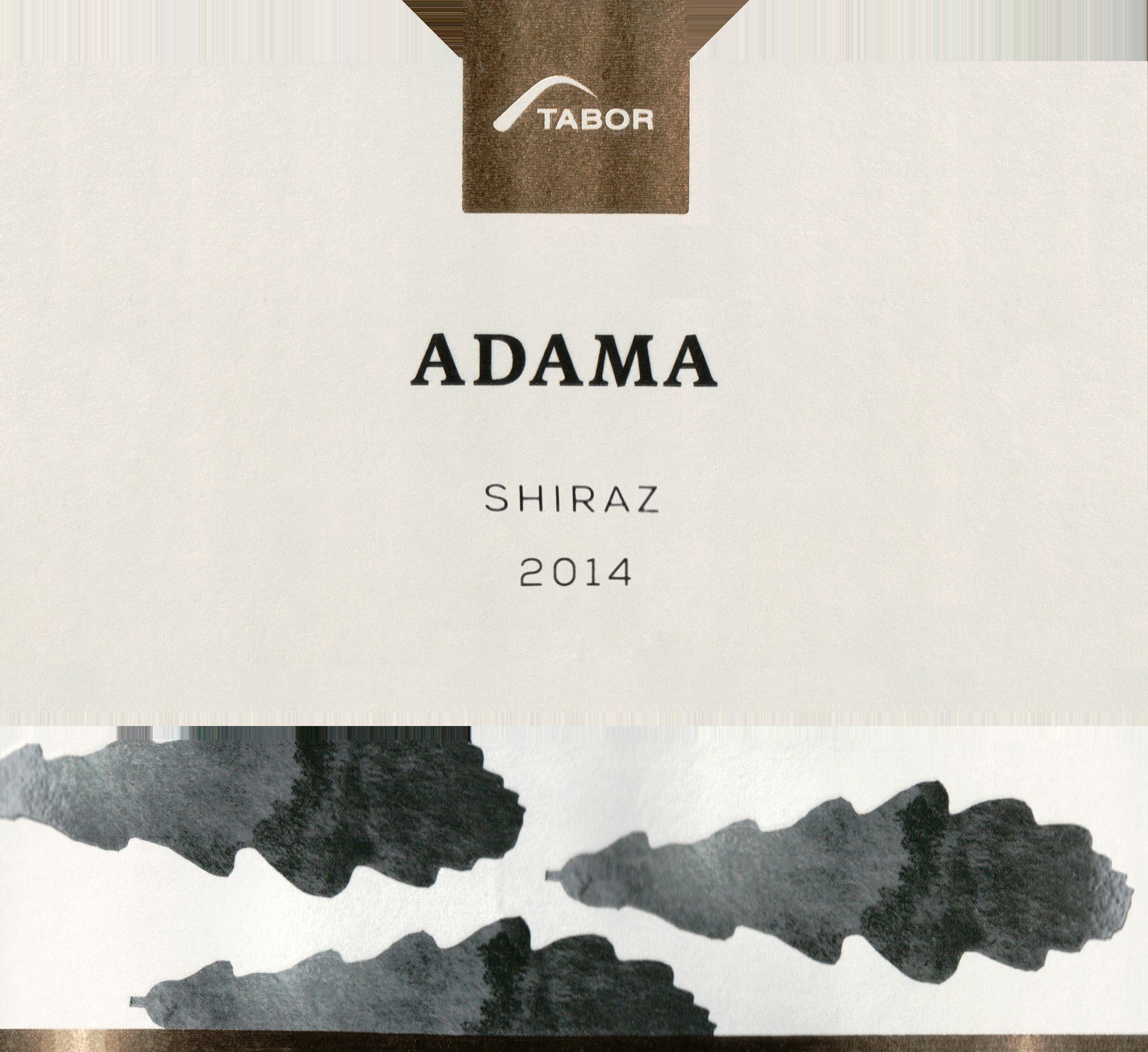 Tabor Adama Shiraz 2014