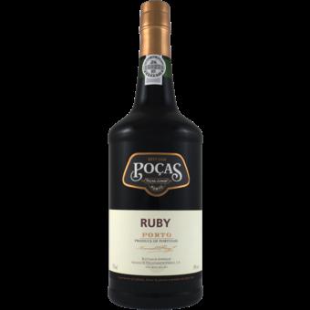 Bottle shot for  Pocas Junior Ruby Port
