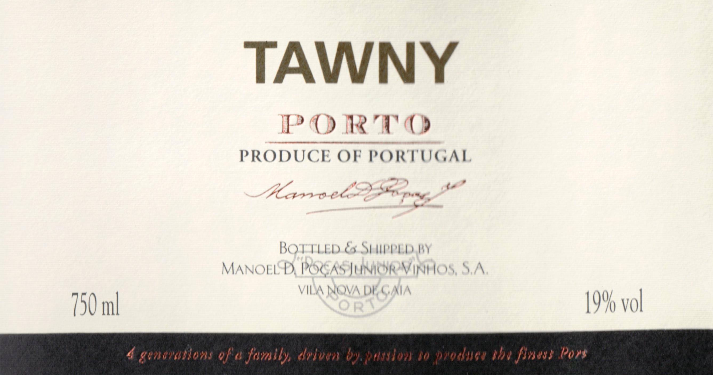 Pocas Junior Tawny Port