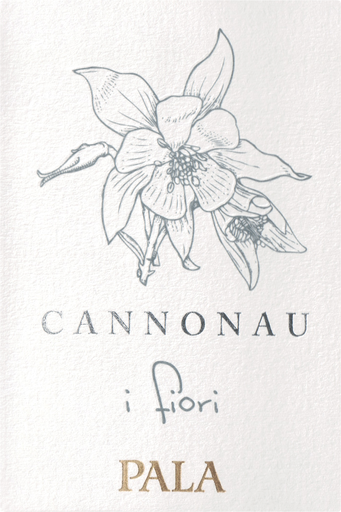 Fiori 2017.2017 Pala Cannonau I Fiori Wine Library