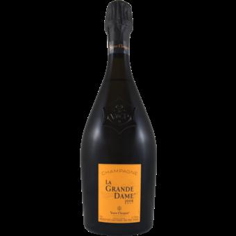 Bottle shot for 2008 Veuve Clicquot La Grande Dame