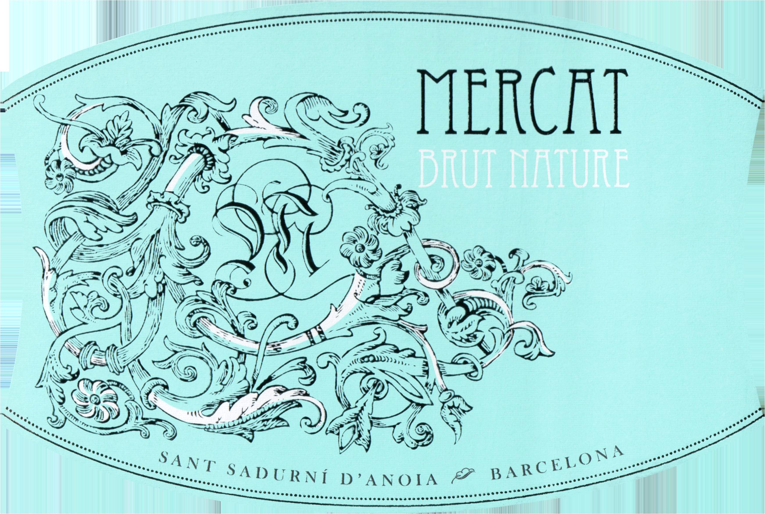 Mercat Cava Brut Nature