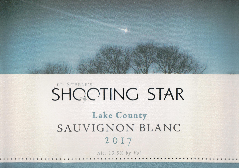 Shooting Star Sauvignon Blanc 2017