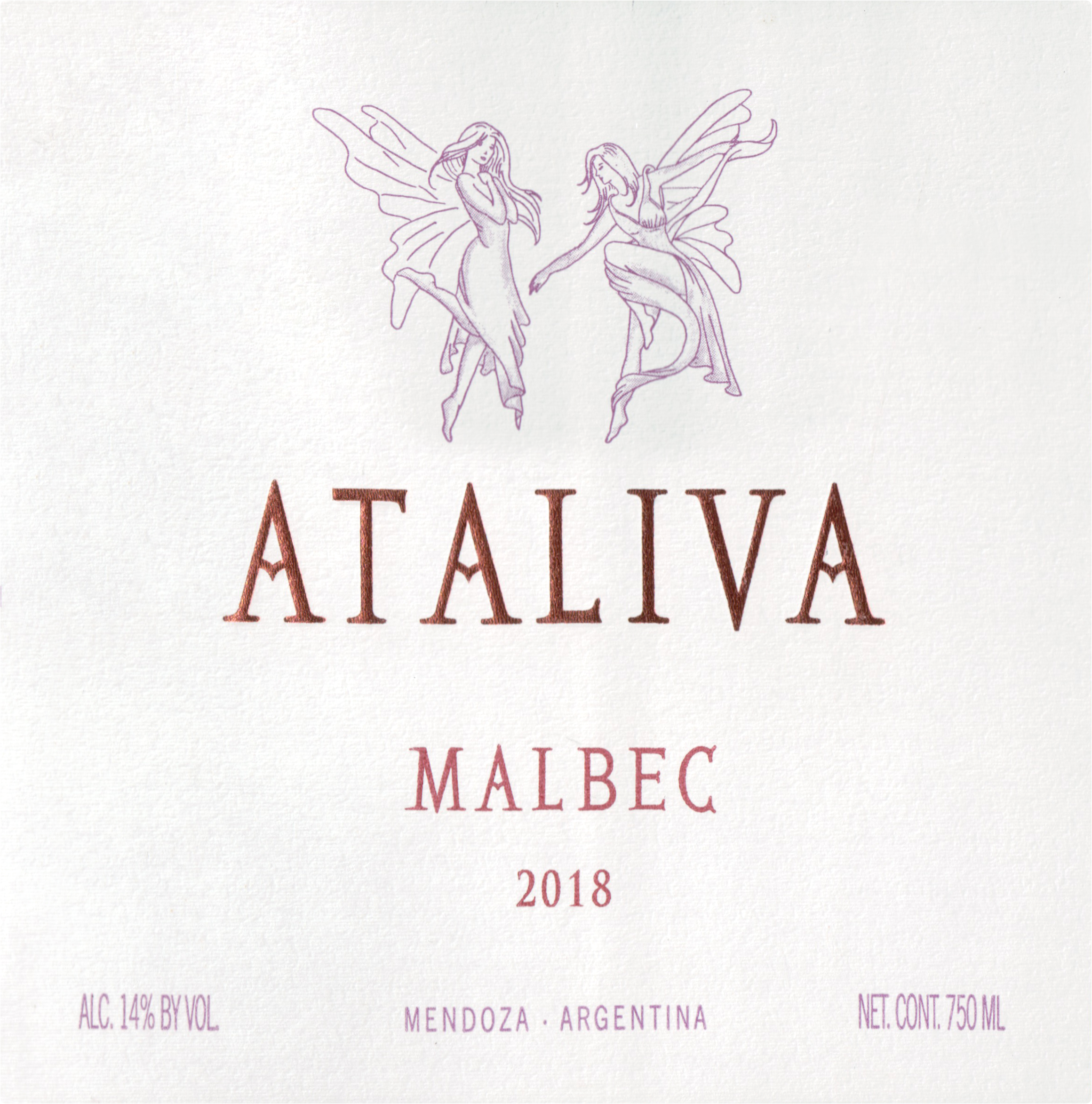 Benegas Malbec Ataliva 2018