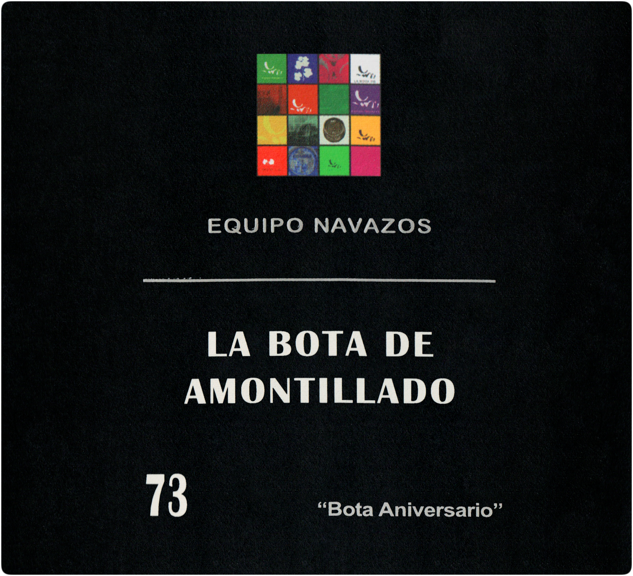Equipo Navazos La Bota De Amontillado Viejisimo #73