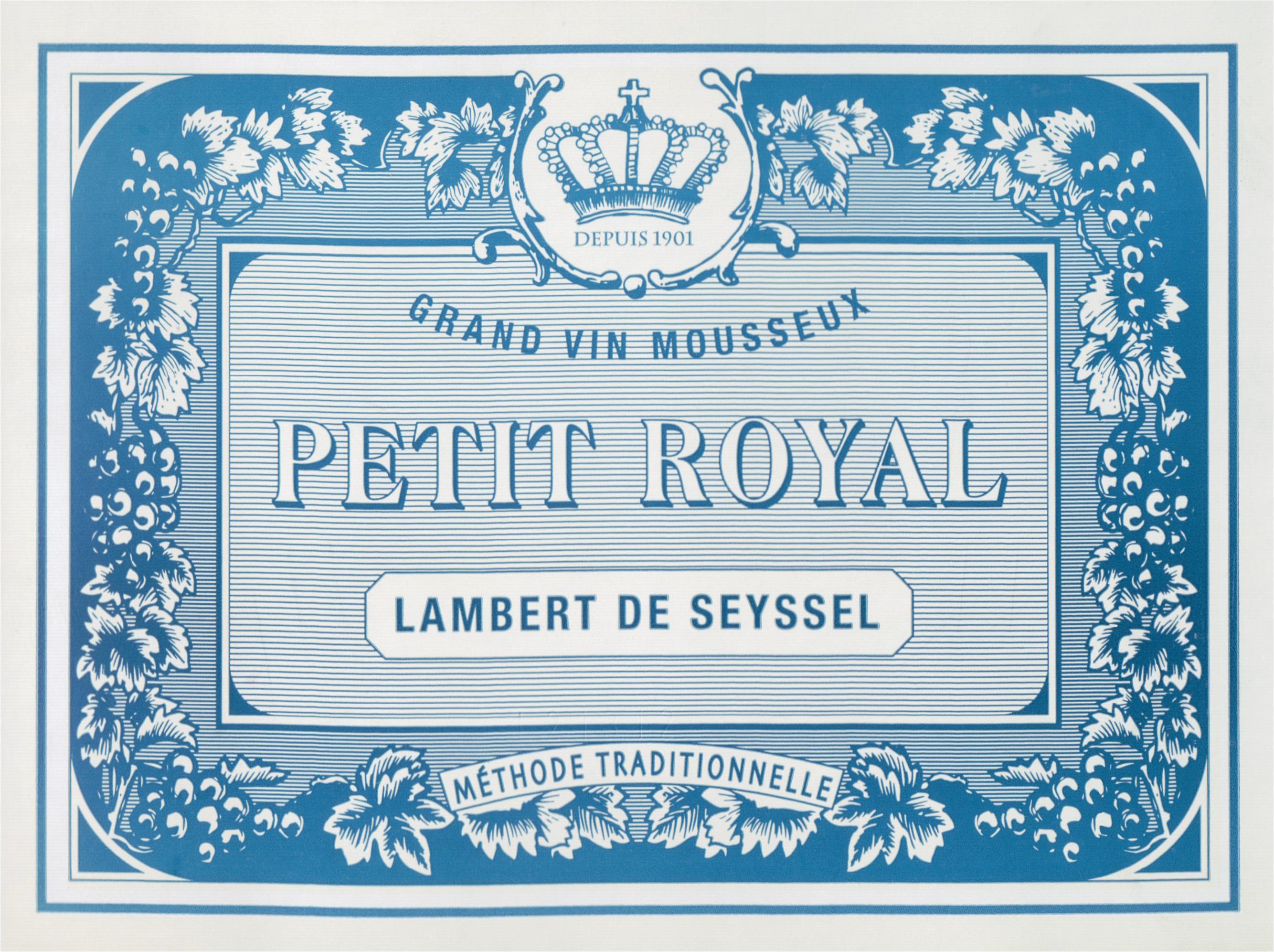 Lambert De Seyssel Petit Royal