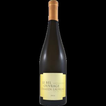 Bottle shot for 2014 Damien Laureau Savennieres Le Bel Ouvrage