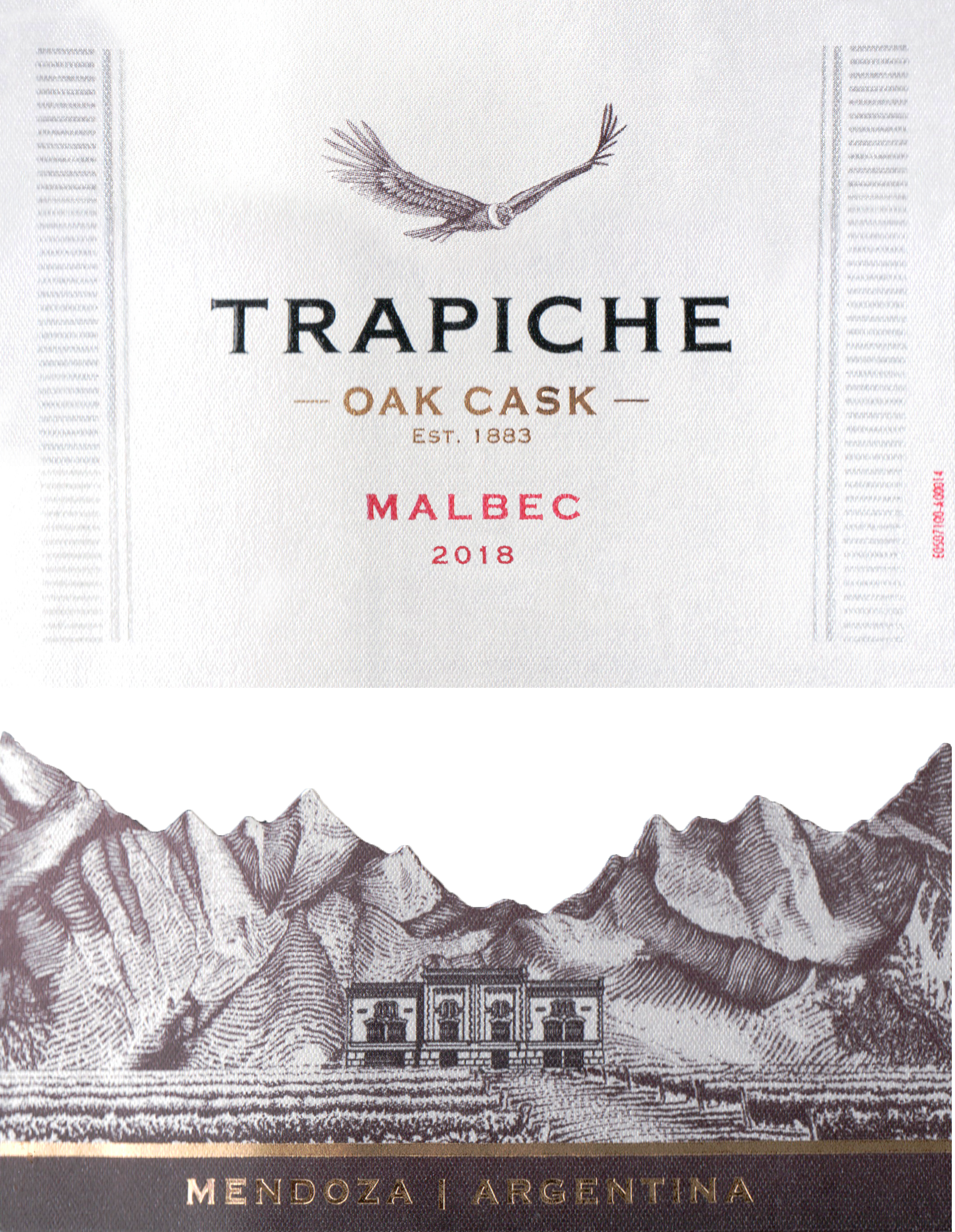 Trapiche Oak Cask Malbec 2018