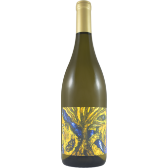 Bottle shot for 2016 Barrel Head Cellars The Trip Chardonnay