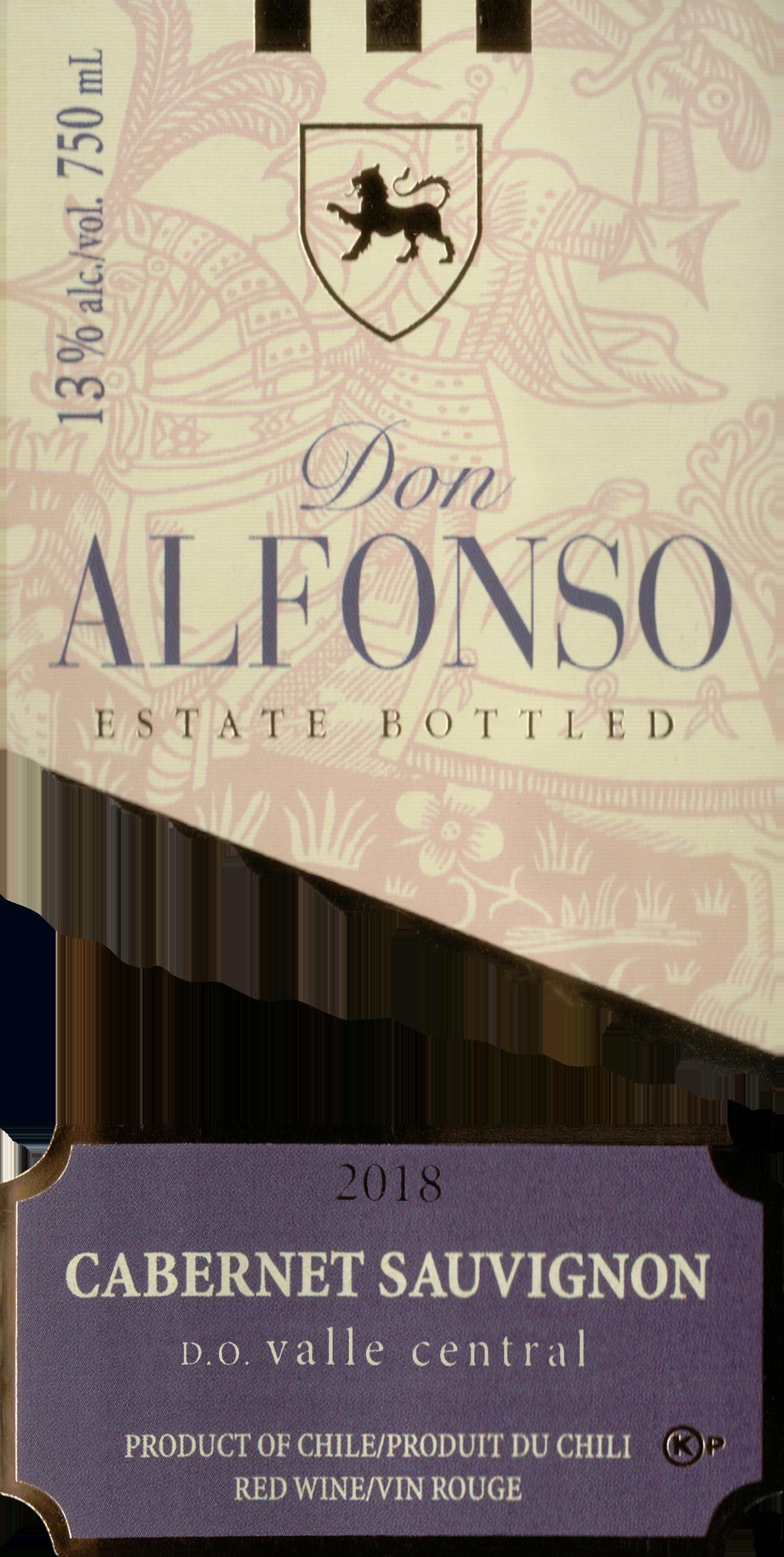 Don Alfonso Cabernet Sauvignon 2018