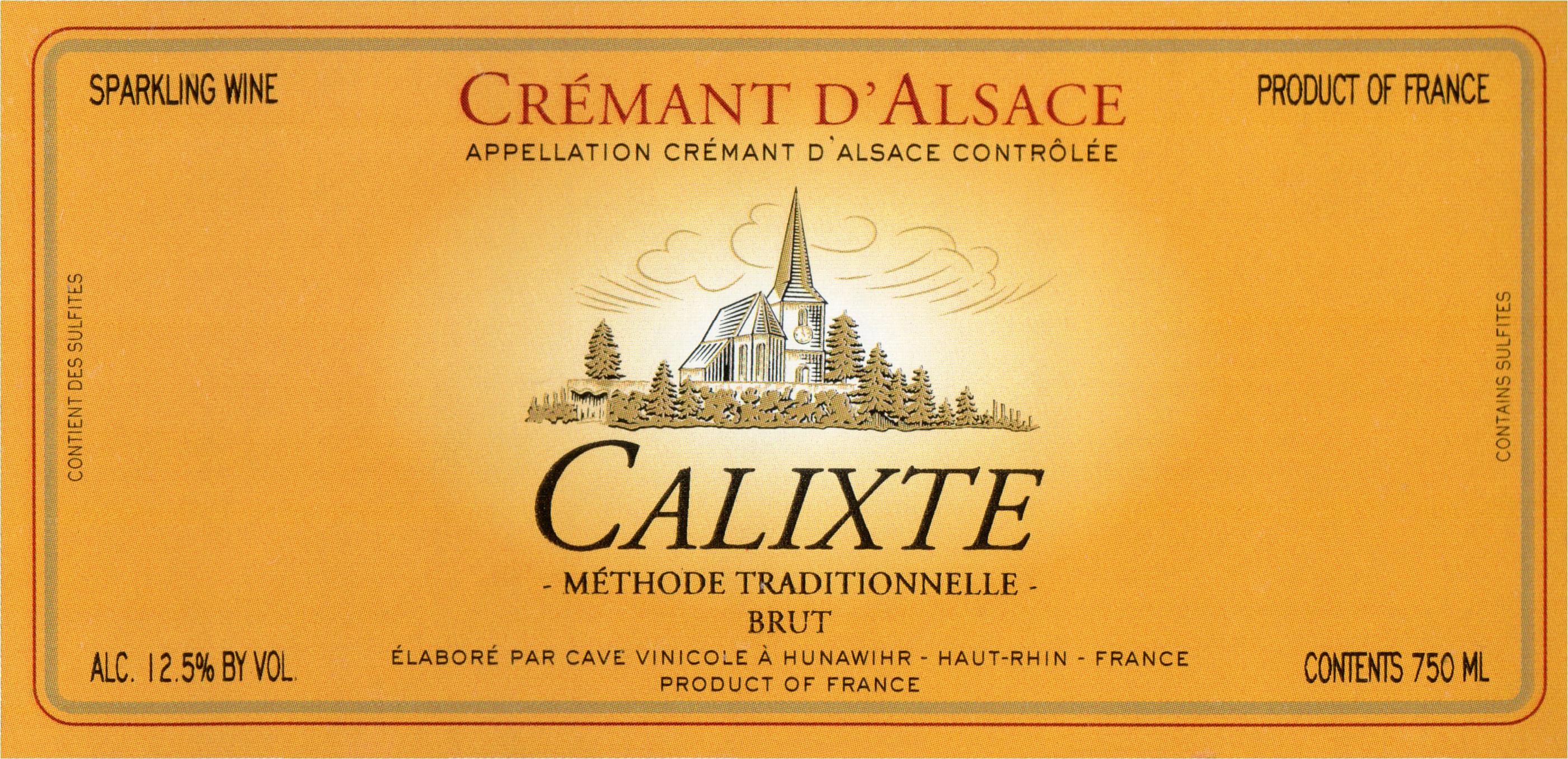 Calixte Cremant D