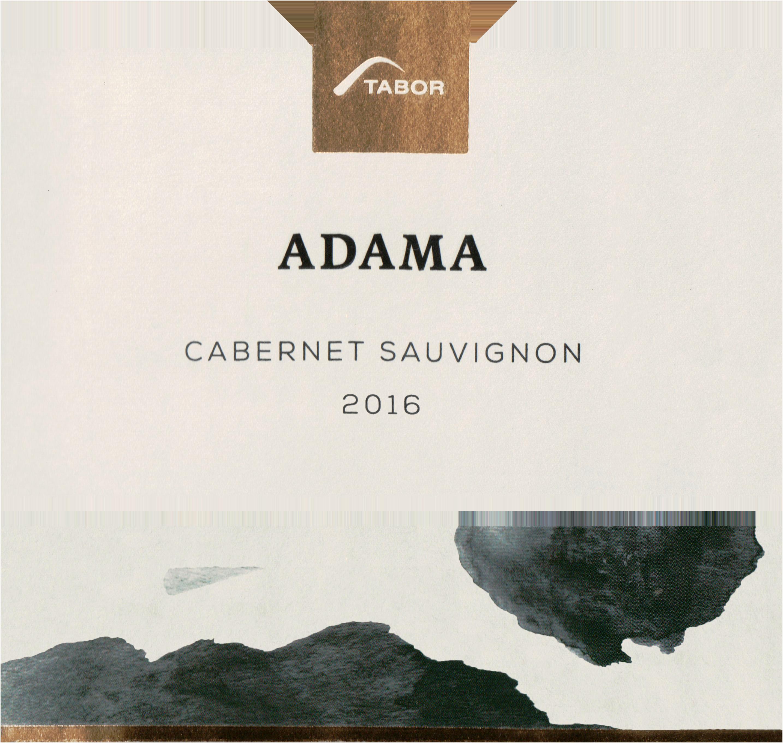 Tabor Adama Cabernet Sauvignon 2016