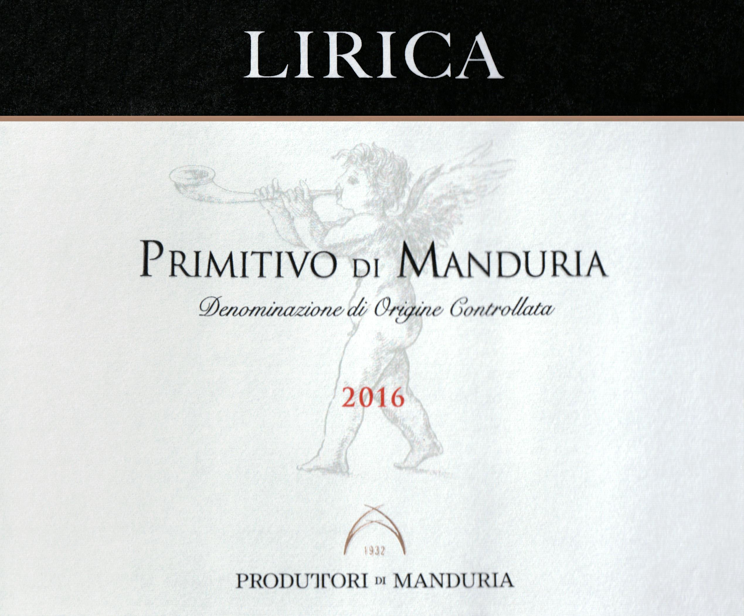 Produttori Di Manduria Primitivo Di Manduria