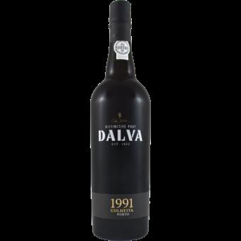 Bottle shot for 1991 Dalva 1991 Port Colheita