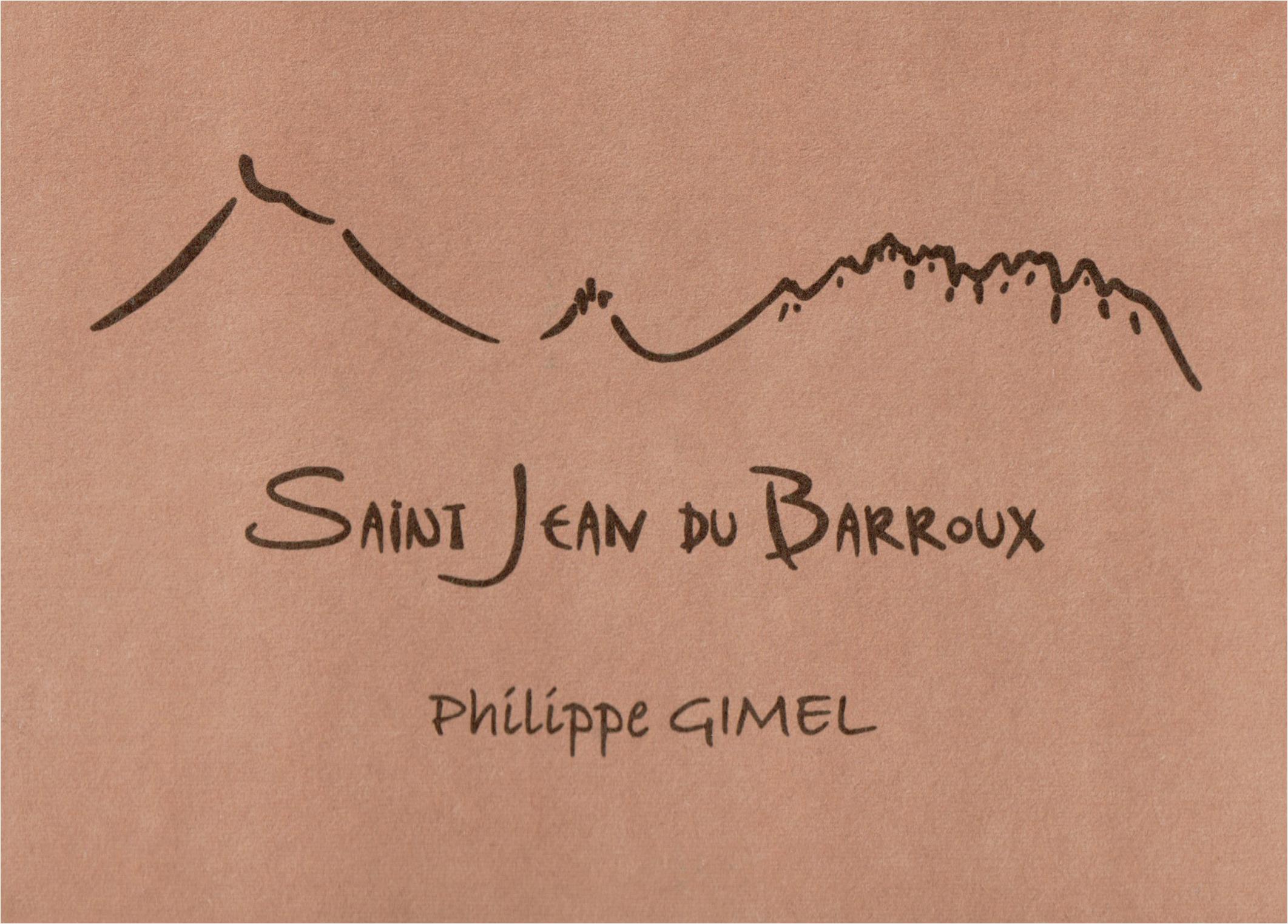 Philippe Gimel St Jean Du Barroux L