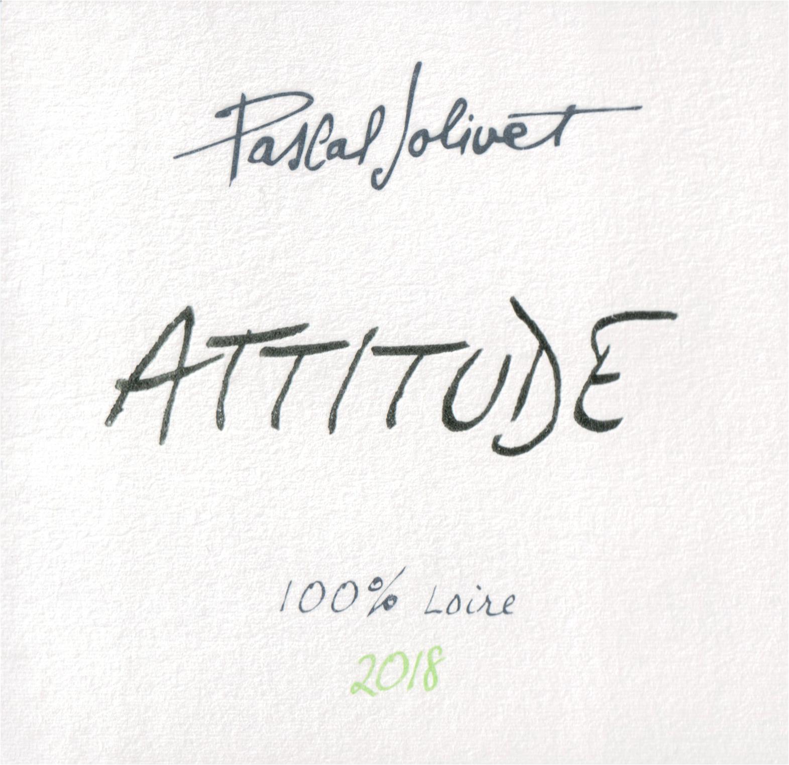 Pascal Jolivet Sauvignon Blanc Attitude 2018