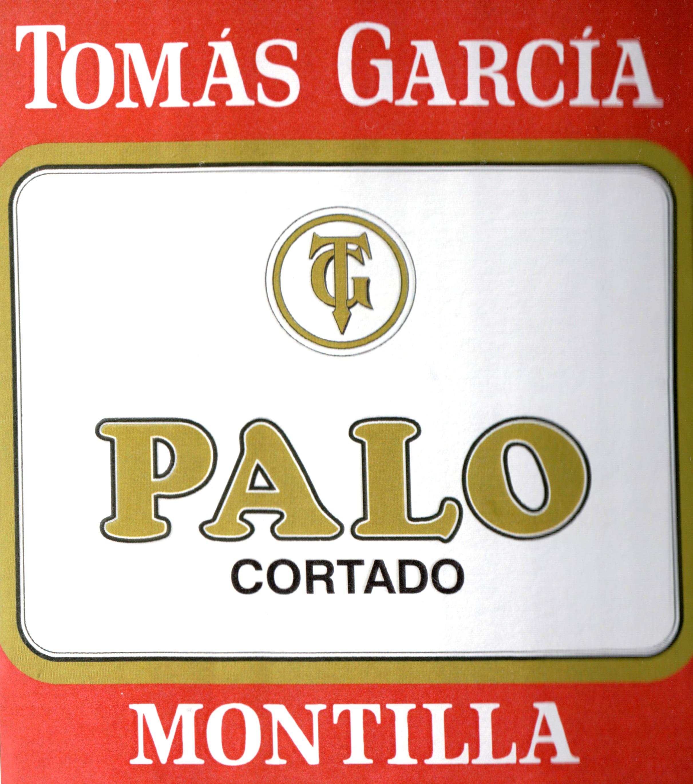 Tomas Garcia Palo Cortado